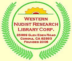 WESTERN NUDIST RESEARCH LIBRARY