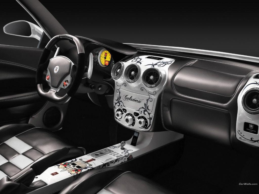 ferrari f430 calavera wallpapers - 1 Ferrari F430 Calavera HD Wallpapers Backgrounds