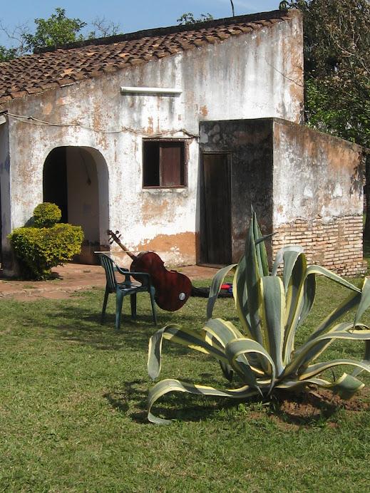 der Garten in San Juan
