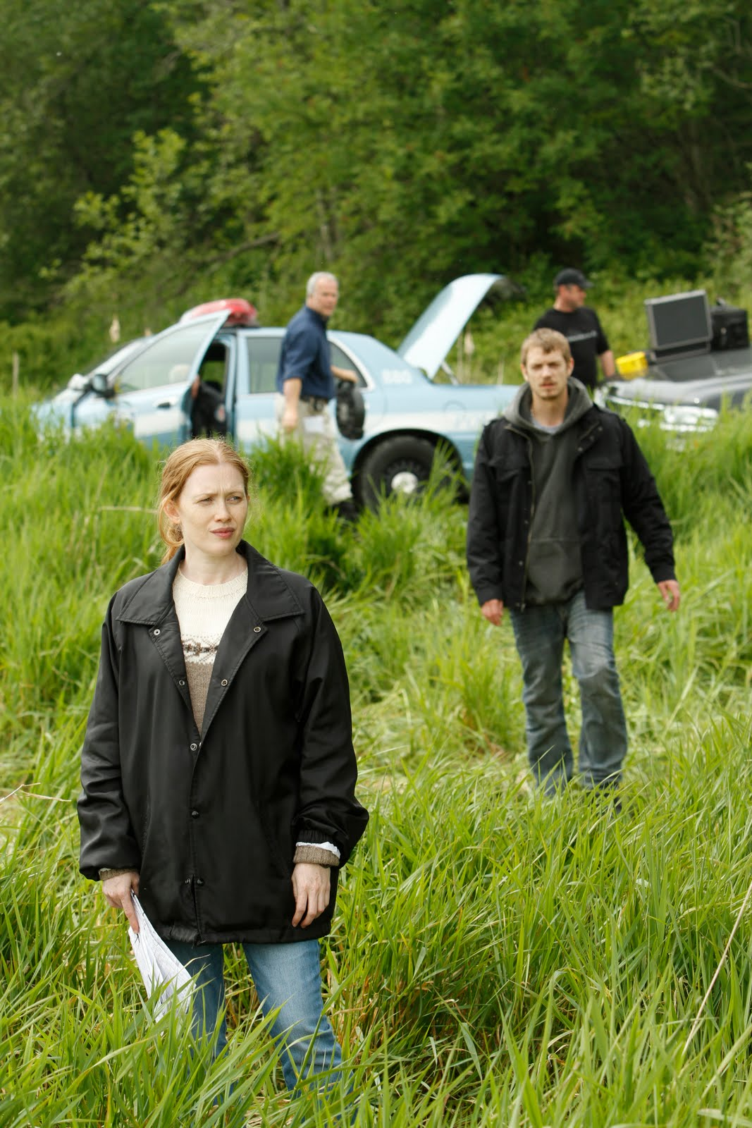 ... : Press Release: AMC Announces Launch Date for THE KILLING