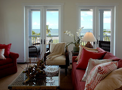 2008 HGTV Dream Home in the Florida Keys, living room