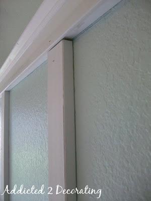 DIY project board and batten walls