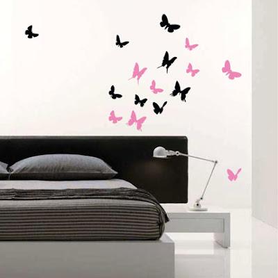 vinyl wall stickers by vinyl interior design in sydney australia - Wall Stickers Designs