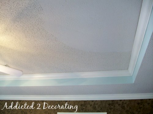 J Amp A Master Bedroom And The Easy Way To Scrape Heavy