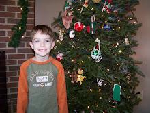 Nicholas, Christmas 2009
