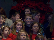 Cameron at his Christmas Program