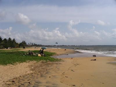 zak lucht strand