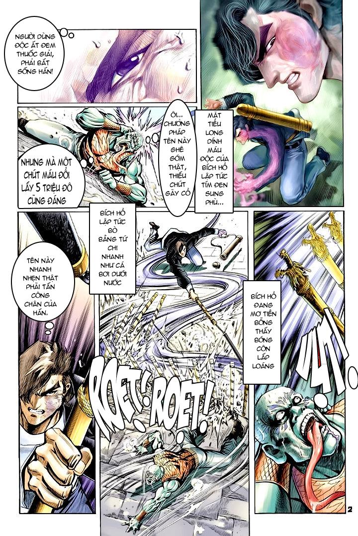 Tân Tác Long Hổ Môn chap 64 - Trang 2