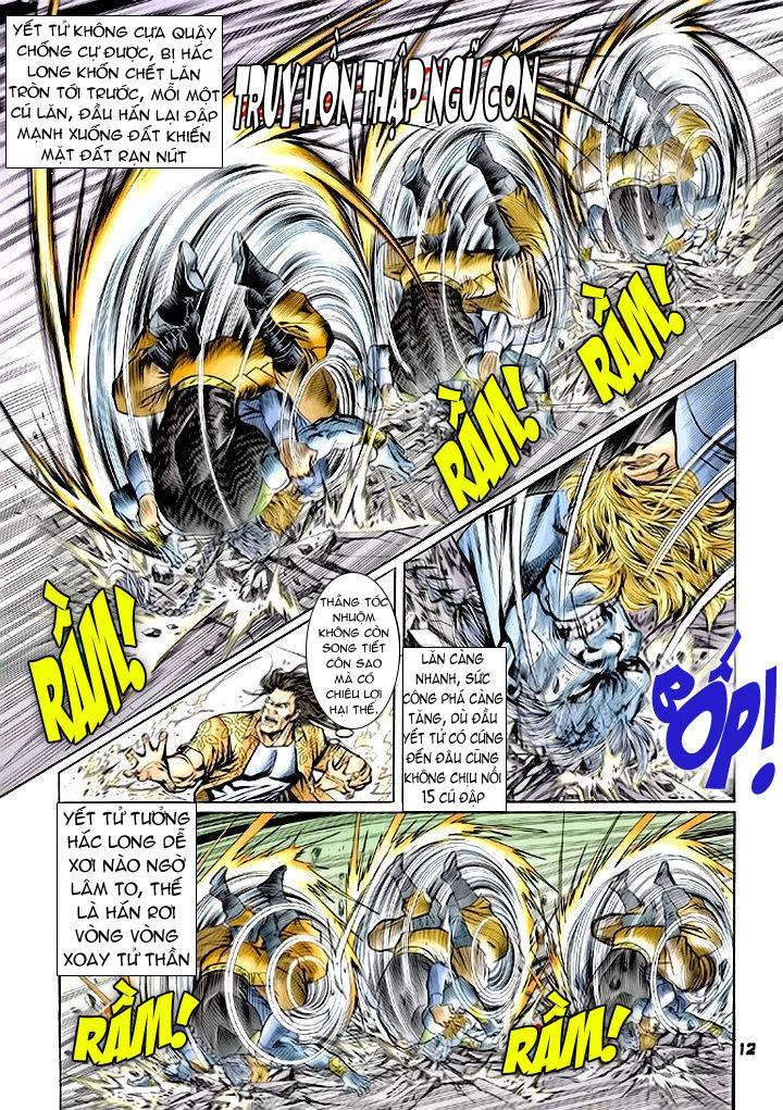 Tân Tác Long Hổ Môn chap 64 - Trang 12