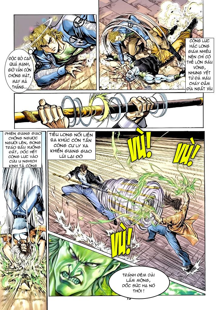 Tân Tác Long Hổ Môn chap 64 - Trang 13