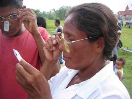 Campanya de recollida d'ulleres graduades