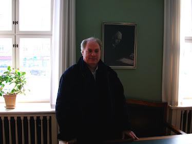 Me and Bohr - Copenhagen 2010