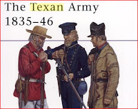 book cover from The Texan Army