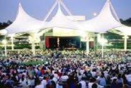 Woodlands concert pavilion