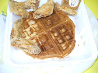 wings and waffles
