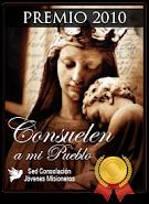 Premio Consuelen a mi Pueblo 2010