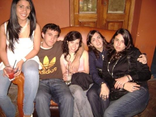 CON LAS CHICAS Y MI NOVIA!!!