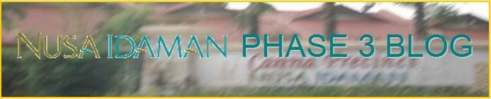 Nusa Idaman Phase 3 (Canna Precinct) Blog