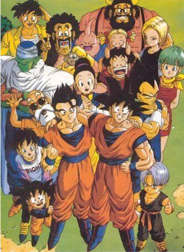 Goku And His Family http://rockphotosk.blogspot.com/2011/01/gokus-family.html