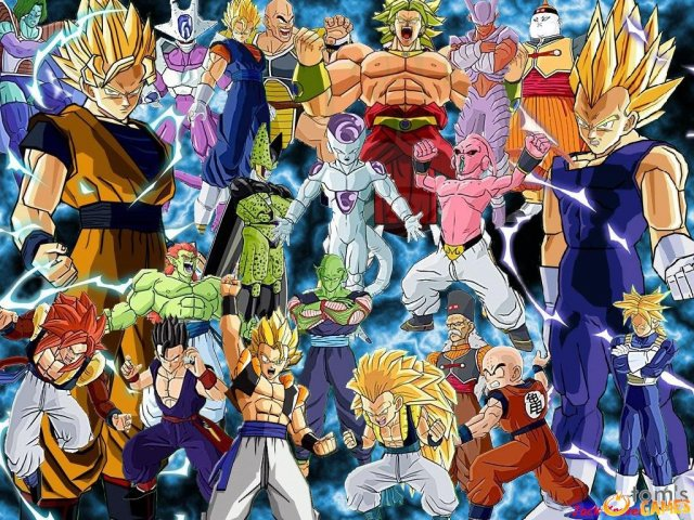 ALL NEW PICS OF DBZ