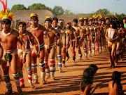 Um projeto ainda em fase de estudos pela Funai (Fundação Nacional do Índio) . (indios ae tl)