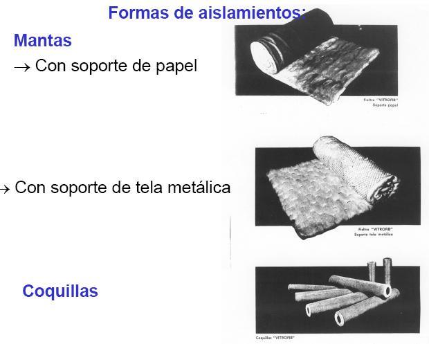 Ingenieriaymaquinas aislamiento termico - Aislamiento de fibra de vidrio ...