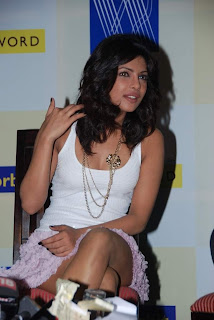 Priyanka Chopra Hot Look In Skirts Pictures