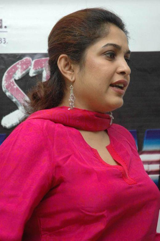 tags ramya krishnan sexy cleavage show in salwar ramya krishnan