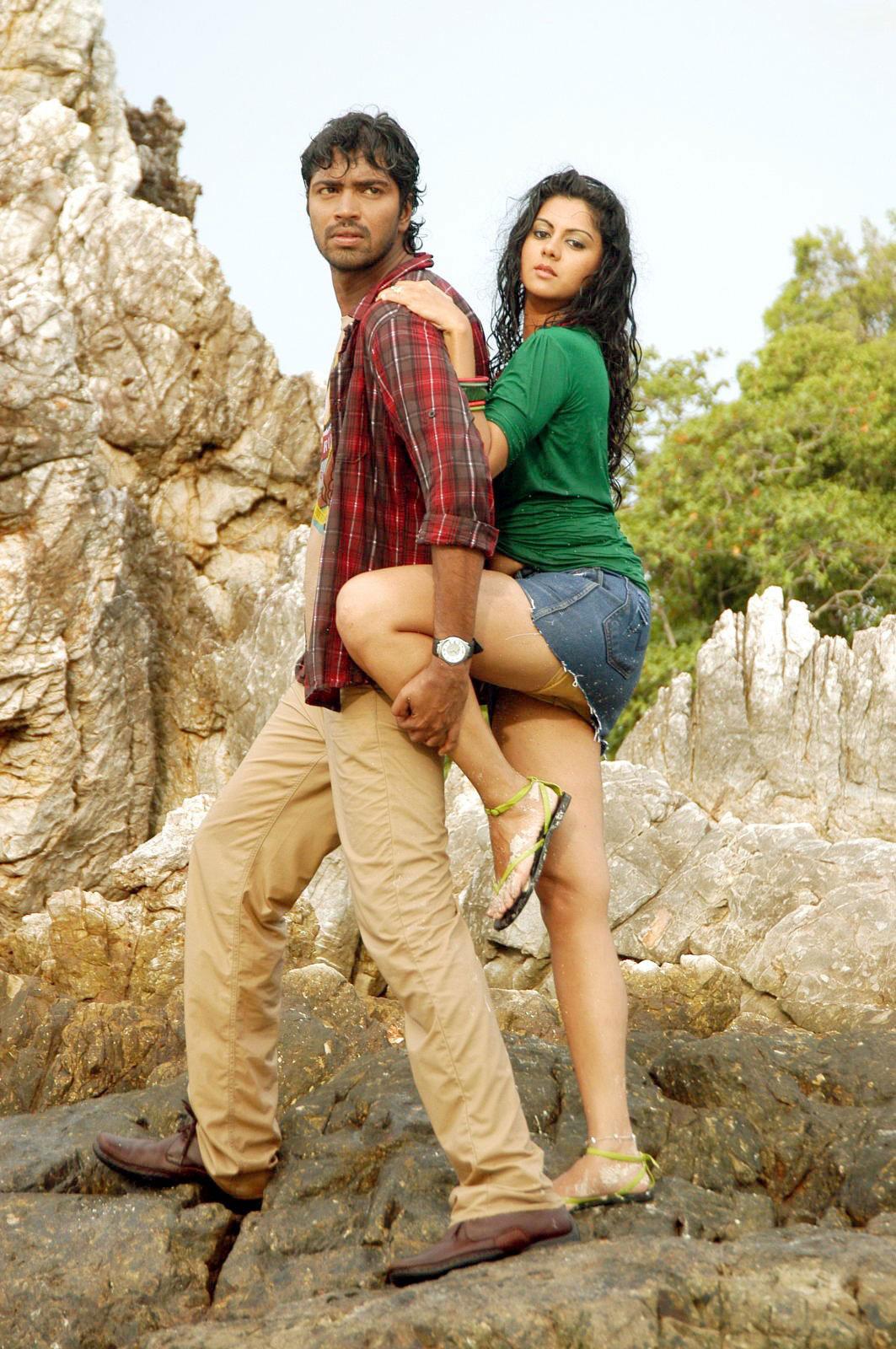 interesting and funny: kathi kanta rao movie stills