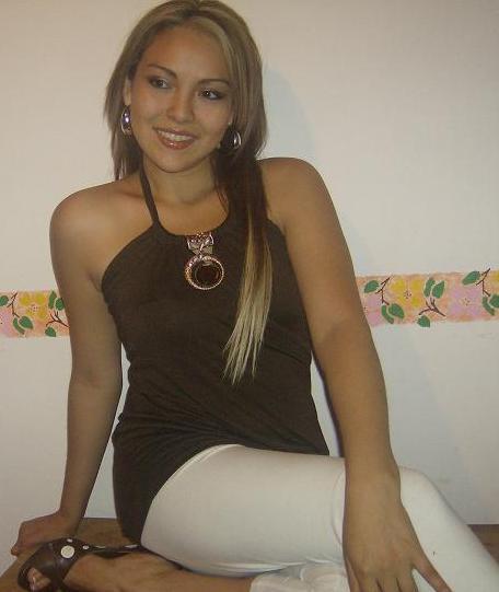 Linda Chica De Costa Rica