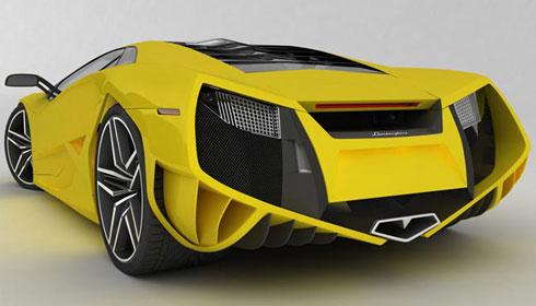 lamborghini 2011. Lamborghini Reventon supercar