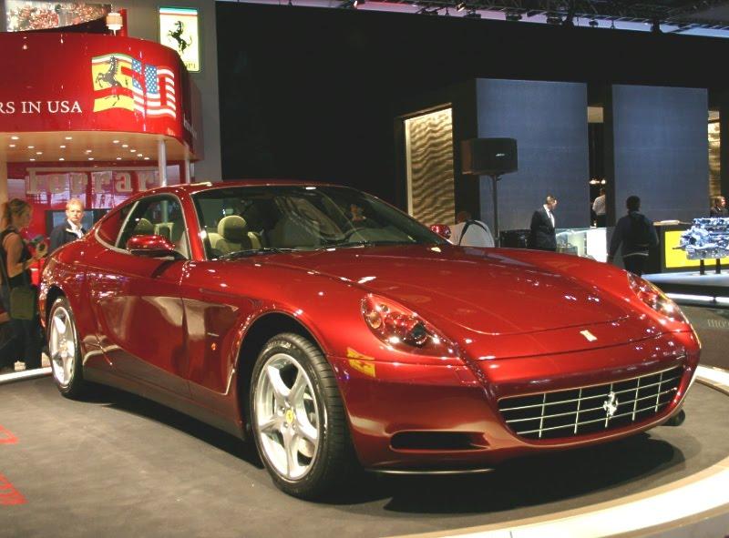 Ferrari 612 Scaglietti 2011