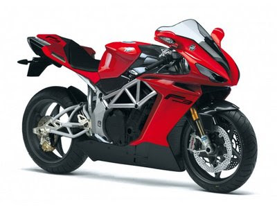 MV Agusta F3 New Sportsbike from Italy