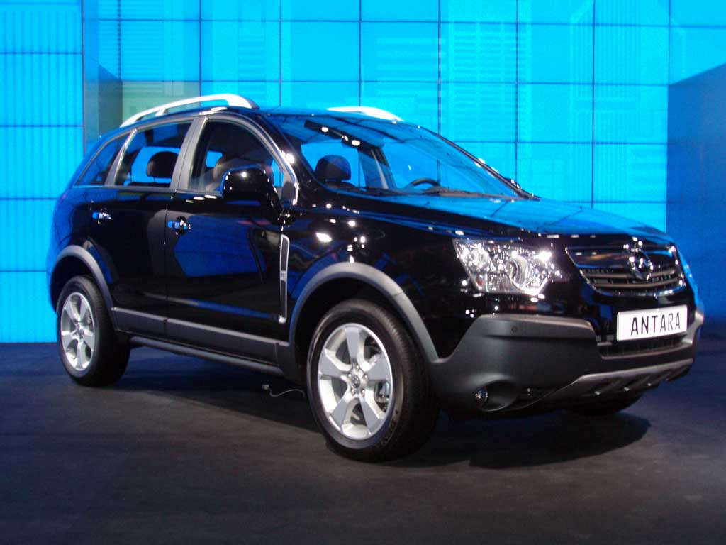 avenged car new opel antara 2011. Black Bedroom Furniture Sets. Home Design Ideas
