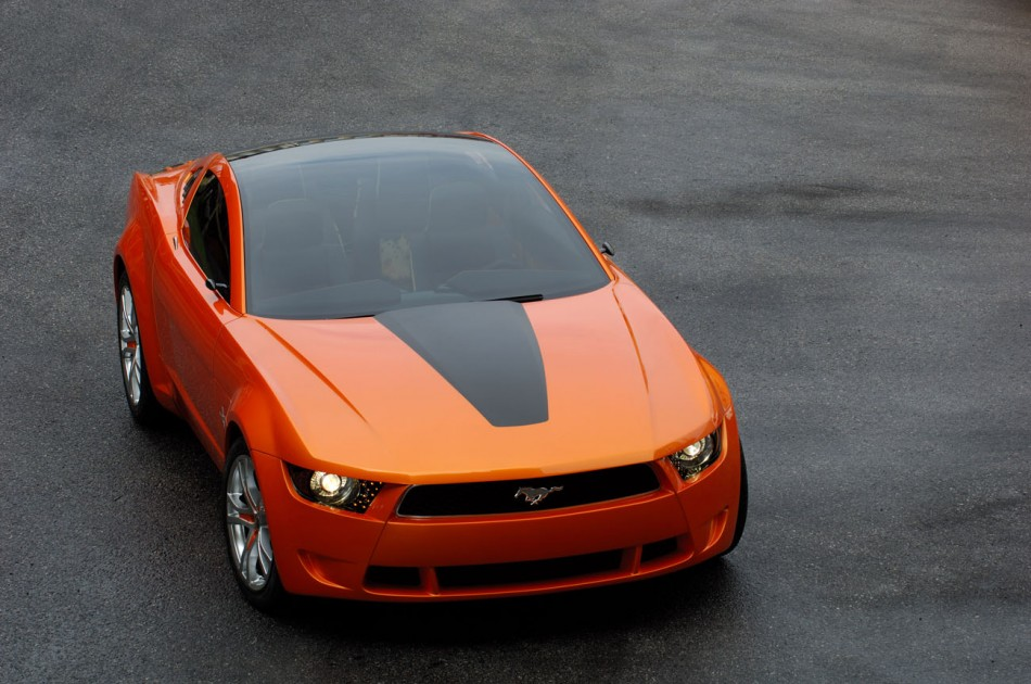 2011 Ford Mustang - Latest