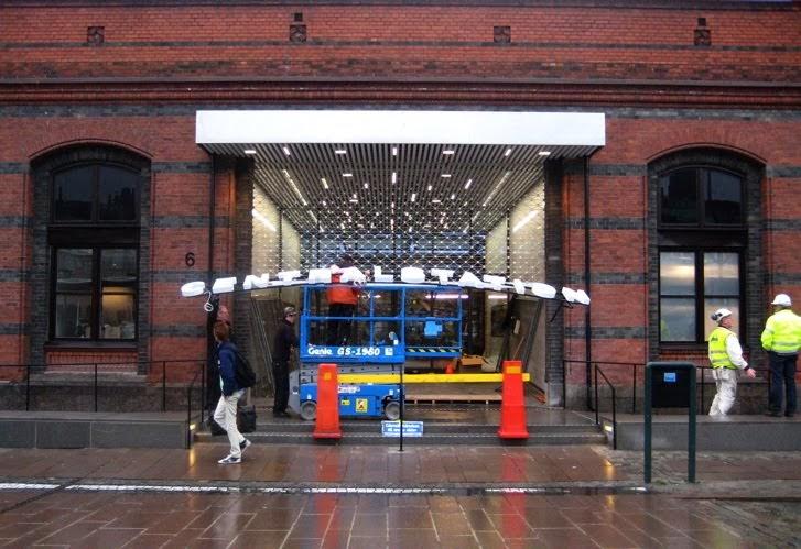 otäck ledsagare stor i Malmö