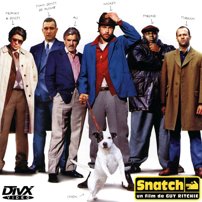 Snatch Movie Quotes