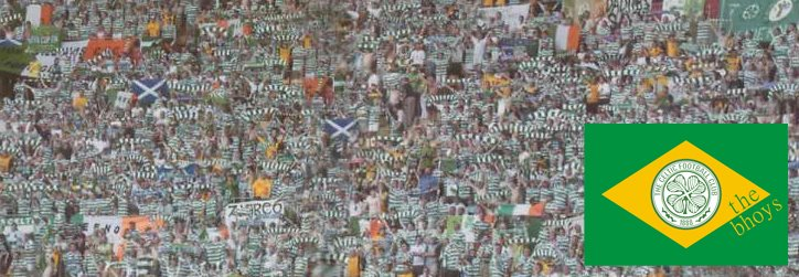 The Bhoys Brasil - Celtic Supporters Club
