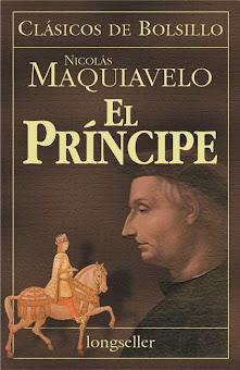 VIDEO: EL PRINCIPE, DE MAQUIAVELO...UN ENSAYO MULTIMEDIA MUY PECULIAR....