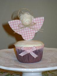 Cupcake Anjinho....