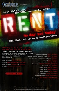 RENT the Musical in Manila!