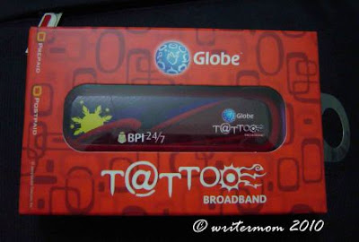 Product Launch: BPI 24/7 Globe Tattoo Limited Edition Stick