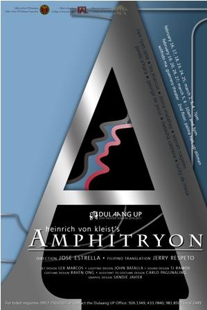 amphitryon play