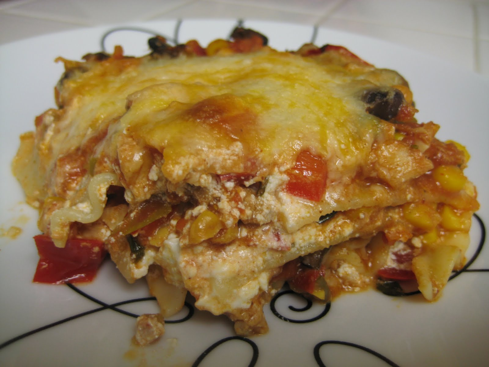 The Foodista Chronicles: Tex-Mex Lasagna