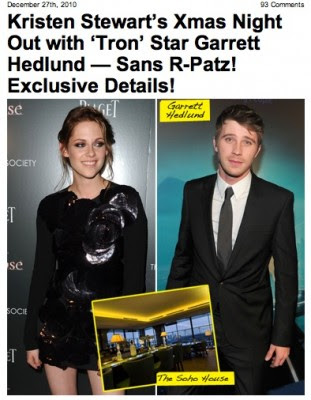 garrett hedlund taylor swift. and Garrett Hedlund Have