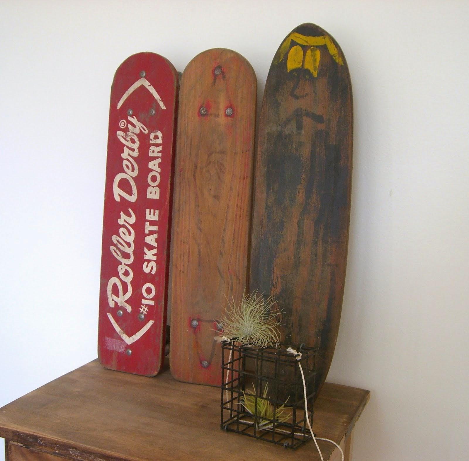 Aunt Charlies Cabin Vintage Skateboards