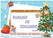 Presente de MIGUELITO   .EDUCAÇÃO