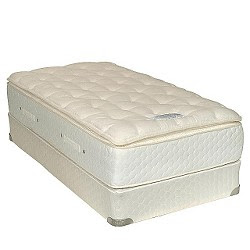 Twin Pillowtop Mattress Twin Size Innerspring Mattress Only Bed Mattress Sale
