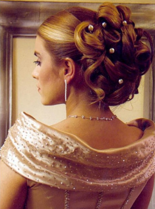 curly half up half down prom hairstyles. Half Down Prom Hairstyles