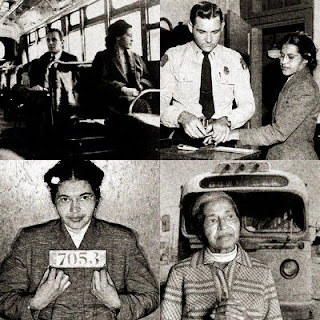 rosa parks standing up for freedom essay Typically, educators focus on rosa parks' arrest and the speeches by martin luther  lesson plan: montgomery bus boycott   by standing up for their rights,.